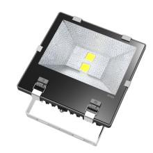 IP65 LED luz de inundación 120W blanco puro blanco frío AC85-265V