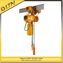 Безопасный дизайн используется электрическая Таль с цепью 5 тонн