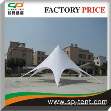 High quality and factory price outdoor display star tent