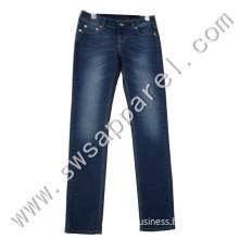 Low Rise Skinny Denim Jeans for Women