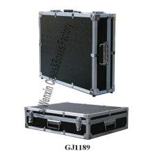 conception nouvelle du boîte à outils en aluminium résistante