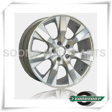 Hyper Silver High Quality Alloy Aluminum Car Wheel Alloy Car Rims