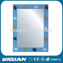 2015 new design wall hung bathroom mirror support