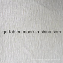 32% Algodón Linen68% tejido de punto de Jacquard (QF16-2511)