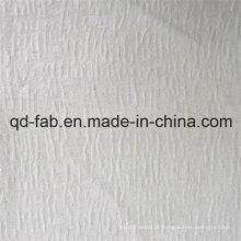 32% Algodão Linen68% tecido de malha Jacquard (QF16-2511)