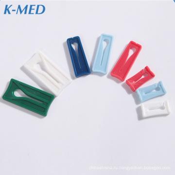 в / в инфузионный набор закрытие пластикового пакета зажим