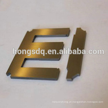 Chapa de aço laminada do silicone do EI para a laminação do transformador