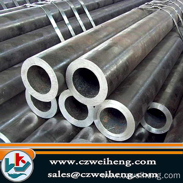 High Quality Q345 Hot Rolled Seamless