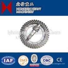Auto parts differential spiral bevel gear