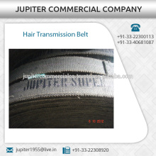 Qualität gesicherte langlebige Haar Übertragung Gürtel in verschiedenen Größen erhältlich