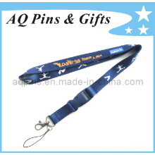 High Quality Polyester Lanyard with Printing