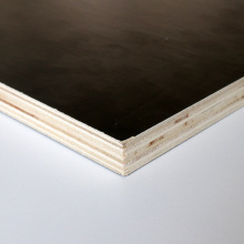 Negro Film Faced Plywood con pintura impermeable
