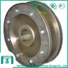 Bloc de roue forgé avec Dia. 200 mm à 1000 mm