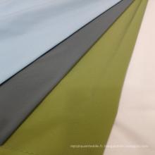 Tissu en élasthanne en nylon 40d 4 façons élastique