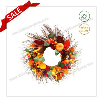 D50-58cm Alle Festival-Anlässe Blumen & Kränze Blumen-Weihnachtsdekoration