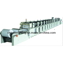Impresora flexográfica de papel