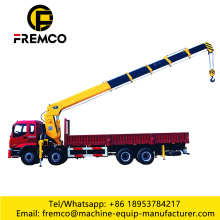 14 Ton Crane Truck For Construction