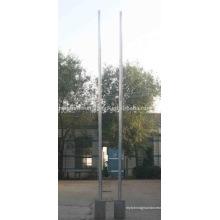 Pôle d'aluminium utilisé pour le poteau lumineux et le signal de circulation