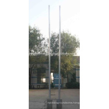 Aluminum Pole Used For Light Pole And Traffic Signal