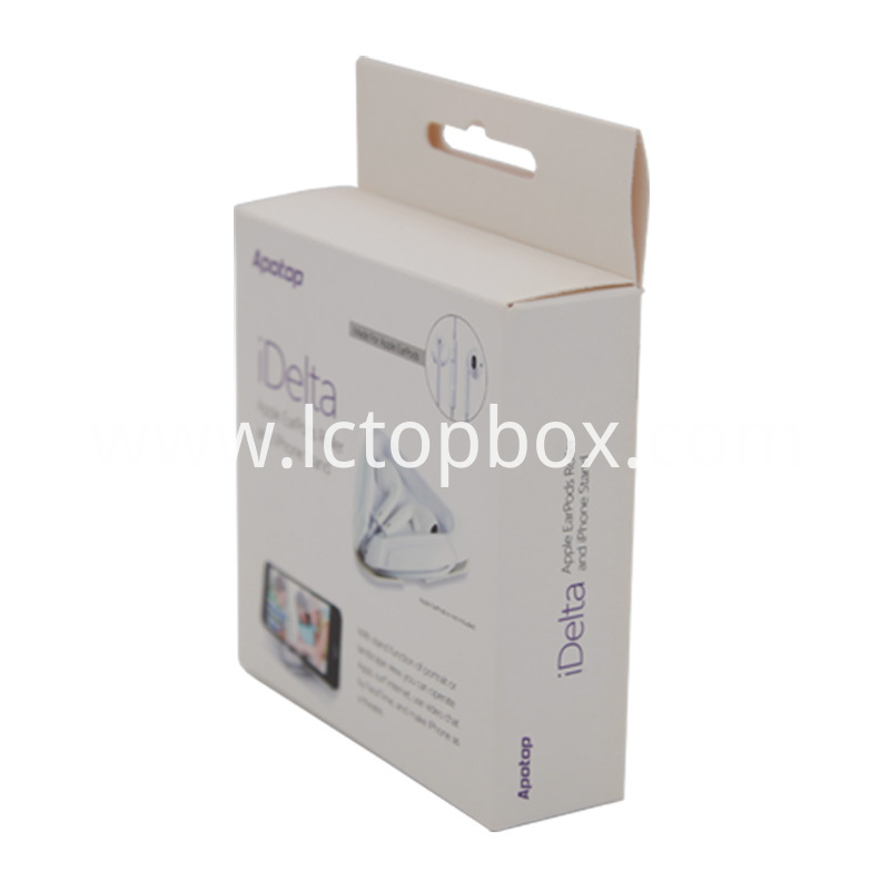 folding paper packing box