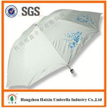 Dernières pièces de parapluie usine gros Parasol Print Logo