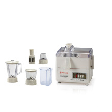 1600ml Plastic Extractor Blender Mill Mincer 4 in 1 Food Processor Kd380A