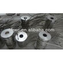 Bandas de acero inoxidable (S201 / S304 / S316) para hebei weichuang