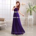 vestido de noche de encaje junoesque longitud vestido de dama de honor