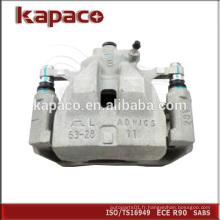 Essieu avant de haute qualité Étrier de frein gauche oem 47750-06290 pour Toyota Camry ACV51