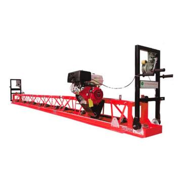Mejor precio de hormigón de acero vibrante armadura regla de la máquina en venta FZP-90