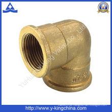 Conexão de tubo de latão fêmea cotovelo (YD-6027)