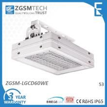 Éclairage d'entrepôt 60W Ce RoHS LED haute baie luminaire avec pour Garage