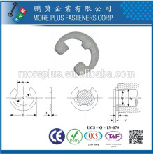 Fabriqué à Taiwan Extérieur Snap Inox 302 DIN6799 Circlips
