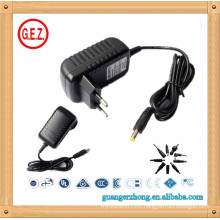wall mounted adapter 12v 0.5a ac dc adapter for electricity model