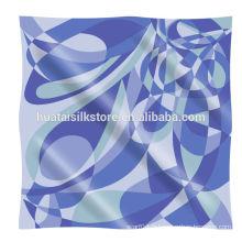 2014 nouveau design chaud 100% sac à main en soie Gauze