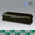 Talladas a mano de LUXES ataúdes en línea para venta ataúdes de chapa de álamo