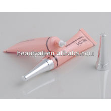eye cream tube with horn cover