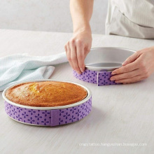 Bake Even Strips Cake Pan Belt Super Absorbent Thick Cotton for Bakery Baking Tools