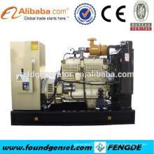 TOP 10 supplier ! Deutz technology 550KW gas turbine generator for sale