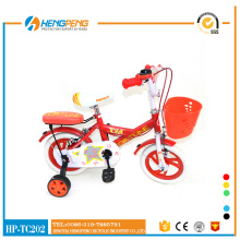 16 inch PVC basket kid bicycles