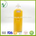 Оптовая под заказ объем очистить все виды пластиковых бутылок сок Китай поставщика