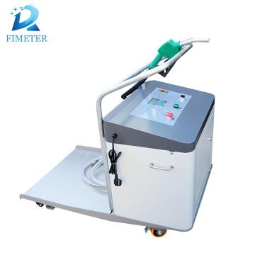 Distributeur automatique d'équipement de remplissage d'huile de lubrifiant de moteur de haute qualité