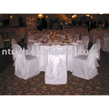 100%polyester chair covers, Hotel/Banquet chair covers
