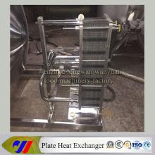 Intercambiador de calor de placa de venta caliente
