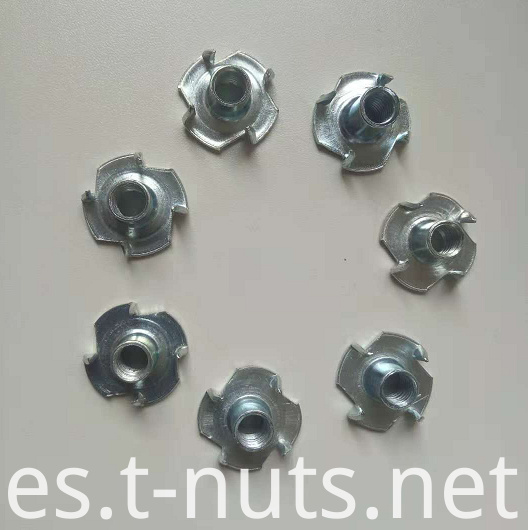 Stainless Steel Round T-nut