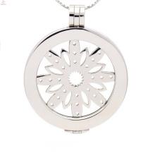 Projeto pingente medalhão moeda vintage, o medalhão ilusionista