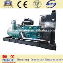 Wudong Worldwide Brand 550kw Electric Generator
