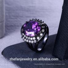 Top vente personnalisé femmes anneau avec une bonne qualité