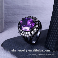 Top selling customized women ring with good quality