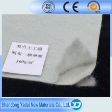 Waterproof HDPE Geomembrane Geotextile a Cloth a Film for Hydraulic Engineering